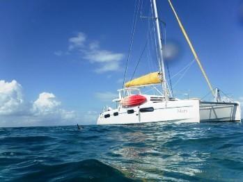 Used Sail Catamaran for Sale 2007 Leopard 46