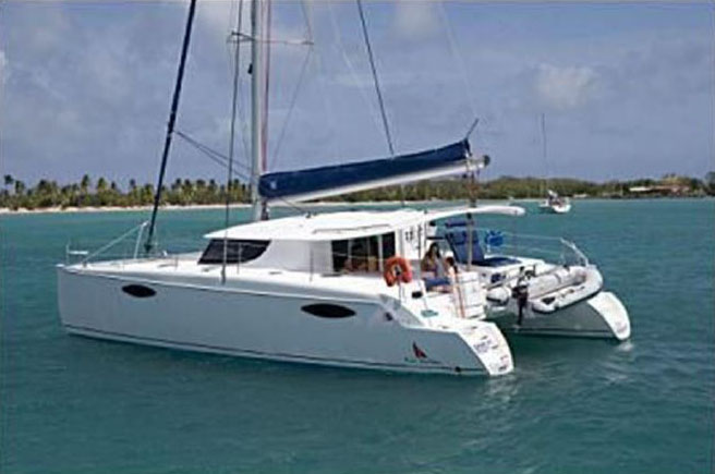 Used Sail Catamaran for Sale 2008 Orana 44