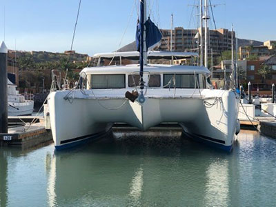 Used Sail Catamaran for Sale 2008 Lagoon 420