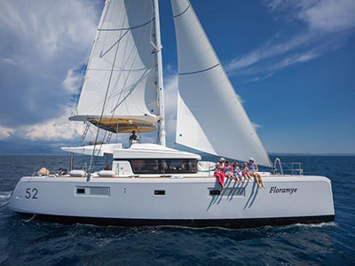 Sail Catamarans for Sale 2014 Lagoon 52