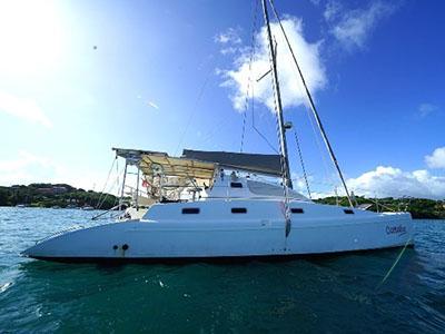 Used Sail Catamarans for Sale 2003 400