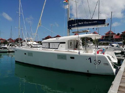 Sail Catamarans for Sale 2014 Lagoon 39