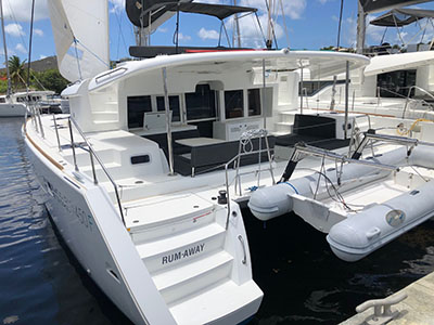 Sail Catamarans for Sale 2018 Lagoon 450 F