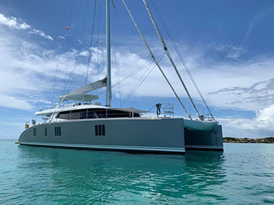 Sail Catamarans for Sale 2017 Sunreef 74