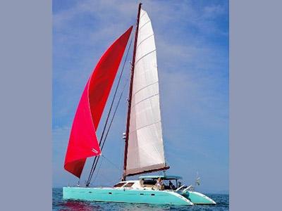 Used Sail Catamaran for Sale 2001 Lagoon 67