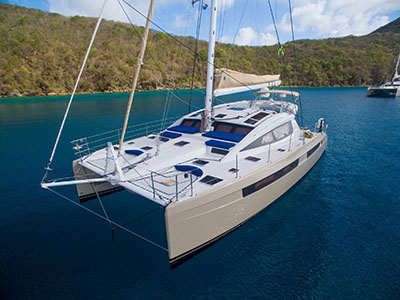 Sail Catamarans for Sale 2015 Privilege Series 5