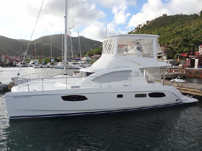 Power Catamarans for Sale 2015 Leopard 39 PC