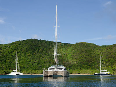 Sail Catamarans for Sale 2006 Privilege 615