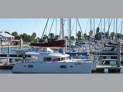 Used Sail Catamarans for Sale 2011 Lagoon 400