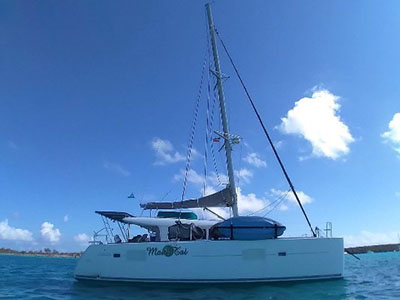 Sail Catamarans for Sale 2010 Lagoon 400