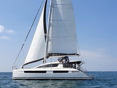 Sail Catamarans for Sale 2019 Series 5