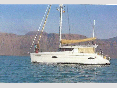 Used Sail Catamarans for Sale 2010 Lipari 41