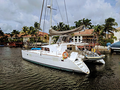 Sail Catamarans for Sale 2009 Lagoon 440
