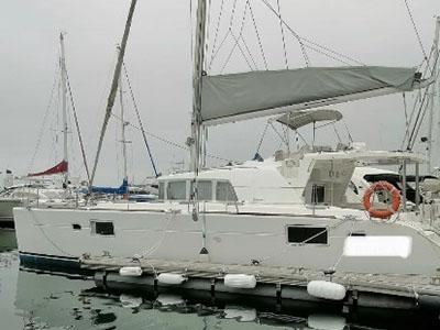 Used Sail Catamaran for Sale 2006 Lagoon 440