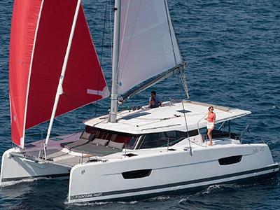 New Sail Catamarans for Sale 2021 ISLA 40 MAESTRO