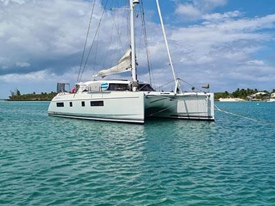 Sail Catamarans for Sale 2013 Nautitech 542