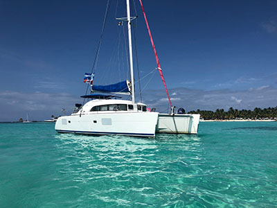 Sail Catamarans for Sale 2008 Lagoon 380