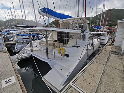 Sail Catamarans for Sale 2016 Leopard 48