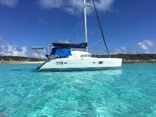Used Sail Catamaran for Sale 2005 Lagoon 410 S2