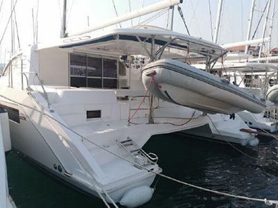 Sail Catamarans for Sale 2014 Leopard 48