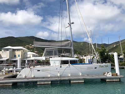 Sail Catamarans for Sale 2015 Lagoon 450