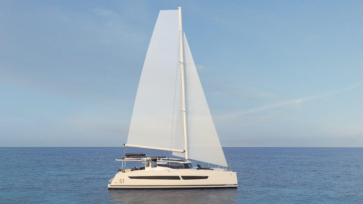 New Sail Catamaran for Sale  NEW 51