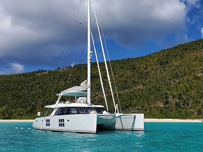 Sail Catamarans for Sale 2016 Sunreef 60 Loft