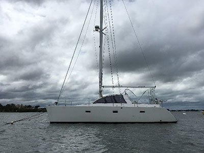 Sail Catamarans for Sale 1993 Lagoon 37 TPI