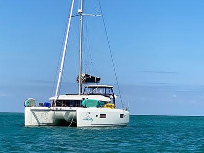 Sail Catamarans for Sale 2020 Lagoon 42