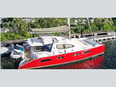 Used Sail  for Sale 2009 Leopard 46
