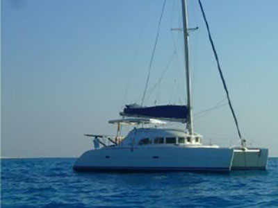 Used Sail Catamaran for Sale 2003 Lagoon 380