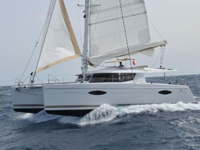 Used Sail Catamaran for Sale 2015 Helia 44