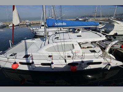 Sail Catamarans for Sale 2009 Leopard 46