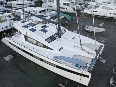 Sail Catamarans for Sale 2014 Series 5
