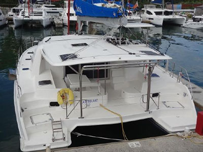 Sail Catamarans for Sale 2015 Leopard 44