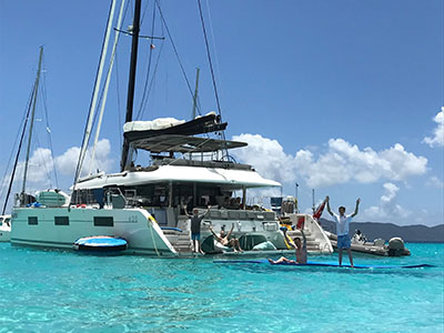 Sail Catamarans for Sale 2018 Lagoon 620