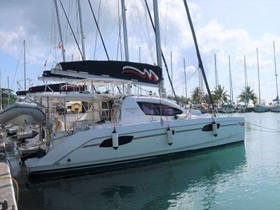 Sail Catamarans for Sale 2015 Leopard 39
