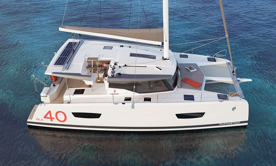 New Sail Catamaran for Sale 2021 ISLA 40