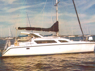 Catamarans SEAQUEST, Manufacturer: PERFORMANCE CRUISING, Model Year: 2001, Length: 34ft, Model: Gemini 105Mc, Condition: Used, Listing Status: SOLD, Price: USD 93000