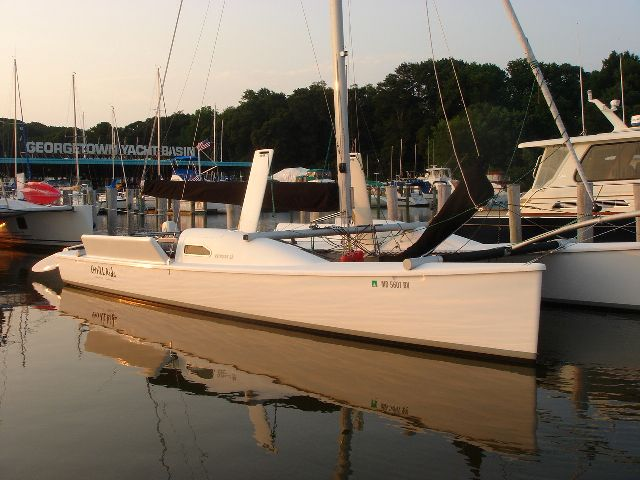 Preowned Sail Catamarans for Sale 2004 Reynolds