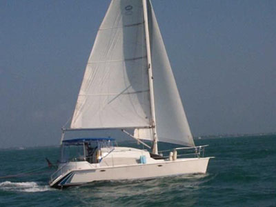Catamarans JELLICLE CAT, Manufacturer: RENAISSANCE, Model Year: 1994, Length: 32ft, Model: Renaissance, Condition: Used, Listing Status: SOLD, Price: USD 82500