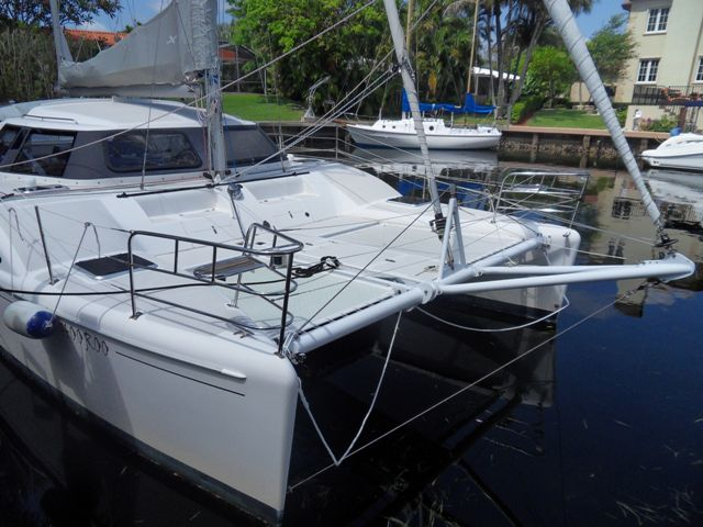Used Sail Catamaran for Sale 2007 Seawind 1000XL