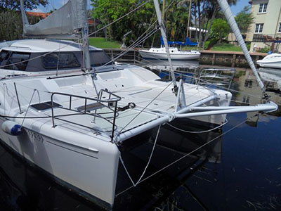 Catamarans HOO ROO, Manufacturer: SEAWIND CATAMARANS, Model Year: 2007, Length: 35ft, Model: Seawind 1000XL, Condition: Used, Listing Status: SOLD, Price: USD 0