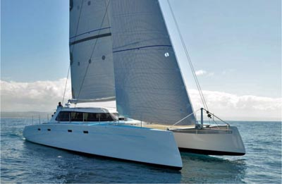 Used Sail Catamaran for Sale 2010 Morelli Melvin 65