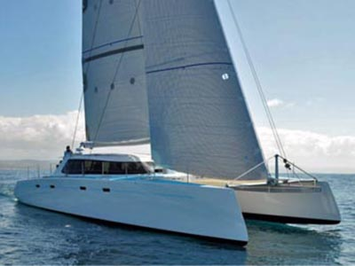 SOLD Morelli Melvin 65  in Cabo San Lucas Mexico KALIK Thumbnail for Listing Preowned Sail