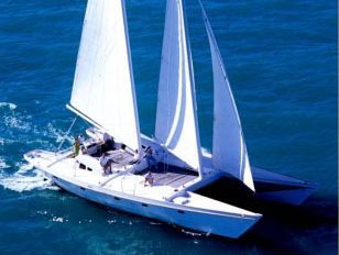 Preowned Sail Catamarans for Sale 2008 Gaff Rigged Schooner