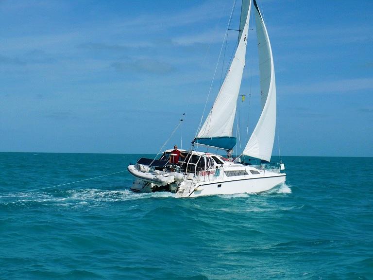 Preowned Sail Catamarans for Sale 2003 Gemini 105Mc