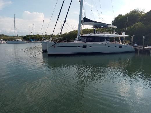 Used Sail Catamaran for Sale 2009 Sunreef 62