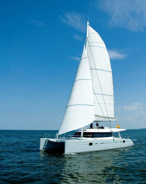 Catamarans DEPENDE IV, Manufacturer: SUNREEF, Model Year: 2007, Length: 62ft, Model: Sunreef 62, Condition: Used, Listing Status: Catamaran for Sale, Price: EURO 930000
