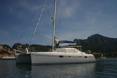 Catamarans LADY MARIGOT, Manufacturer: ALLIAURA MARINE, Model Year: 2004, Length: 58ft, Model: Privilege 585, Condition: Used, Listing Status: Catamaran for Sale, Price: EURO 950000